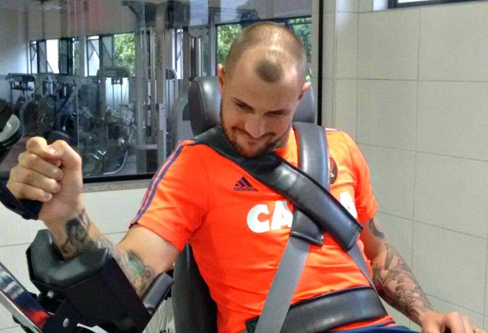 Agenor Sport (Foto: Álvaro Claudino / Assessoria de imprensa do Sport)