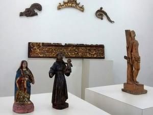 Museu terá exposição de arte sacra para celebrar a Páscoa (Foto: Fernando Lourenço de Melo/Museu Municipal)