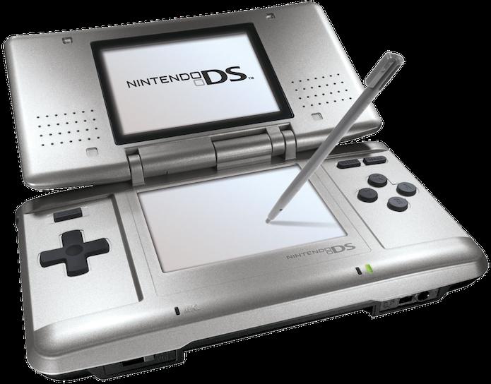Nintendo DS inovou ao trazer duas telas para as partidas (Foto: Divulgação/Nintendo)