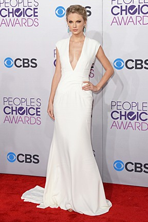 Enquete People's Choice Awards - Taylor Swift (Foto: Agência Getty Images)
