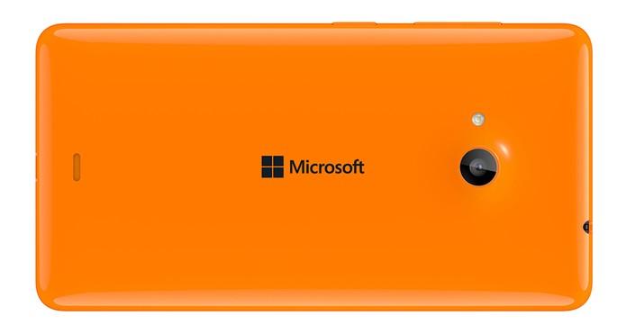 Lumia 535 tem traseira colorida e câmera de 5 megapixels com flash (Foto: Divulgação/Microsoft) (Foto: Lumia 535 tem traseira colorida e câmera de 5 megapixels com flash (Foto: Divulgação/Microsoft))
