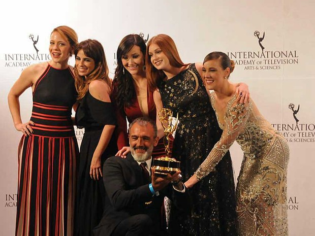Novela 'Império' leva Emmy 2015 (Foto: Facebbok / International Emmy Awards)
