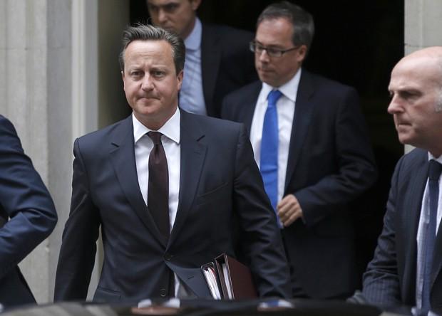Primeiro-ministro britânico, David Cameron, propôs ao parlamento que o Reino Unido receba 20 mil refugiados sírios em cinco anos (Foto: Peter Nicholls/ Reuters)