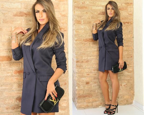 Nicole usa vestido Gucci, sapato Louboutin, clutch Louis Vuitton e joias Tifanny (Foto: Vinny Nunes/RL Assessoria)
