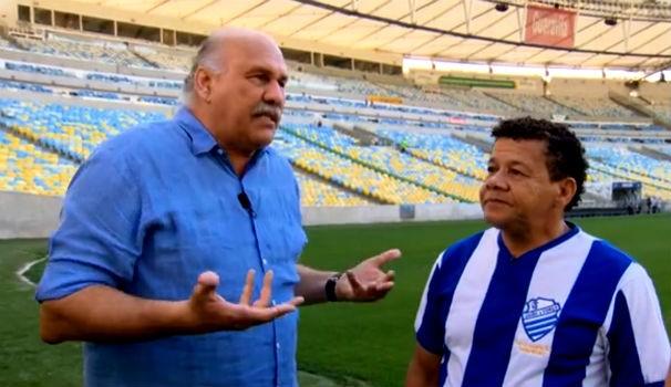 Márcio canuto chega de surpresa e Jacozinho se emociona   (Foto: Reprodução/ Rede Globo)