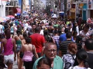 Estimativa de população foi publicada no DOU desta sexta-feira (31) (Foto: Douglas Júnior/O Estado)