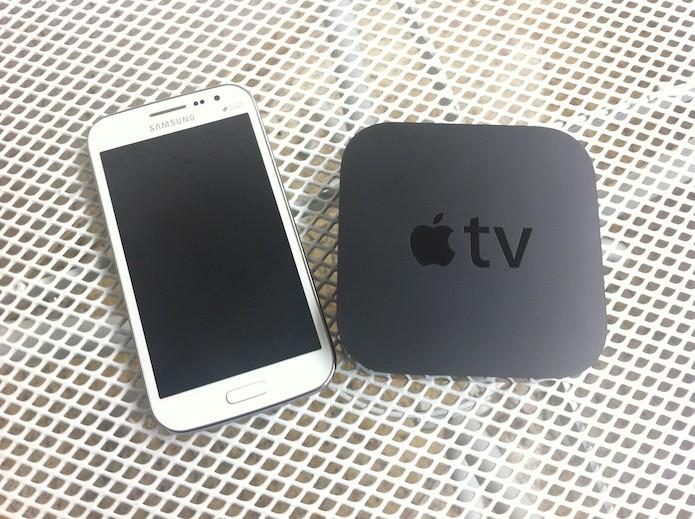 Como transmitir fotos, vídeos e músicas do Android para uma Apple TV (Foto: Reprodução/Marvin Costa)