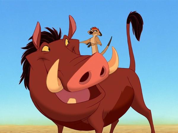 Timo e Pumba (Foto: Divulgao)