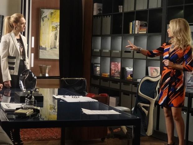 Será que Pamela vai atender ao pedido da filha? (Foto: Geração Brasil/TV Globo)