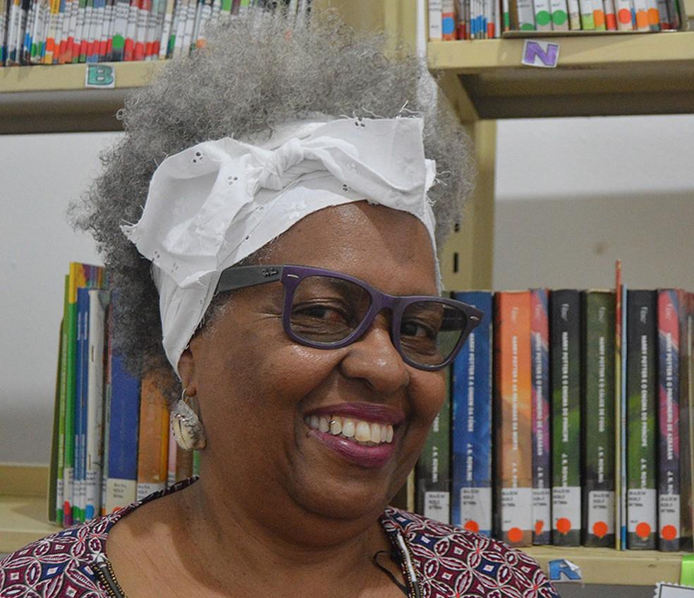 Maria Izabel define livro como uma forma de incentivar as crianças negras (Foto: Roberto Leal/ Divulgação)