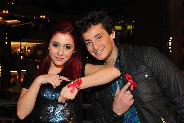 Ariana e Frankie Grande (Foto: Getty Images)