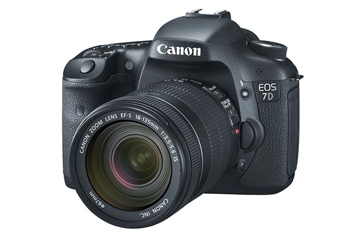 Câmeras DSLR são maiores e contam com visor ótico (Foto: Divulgação/Canon)