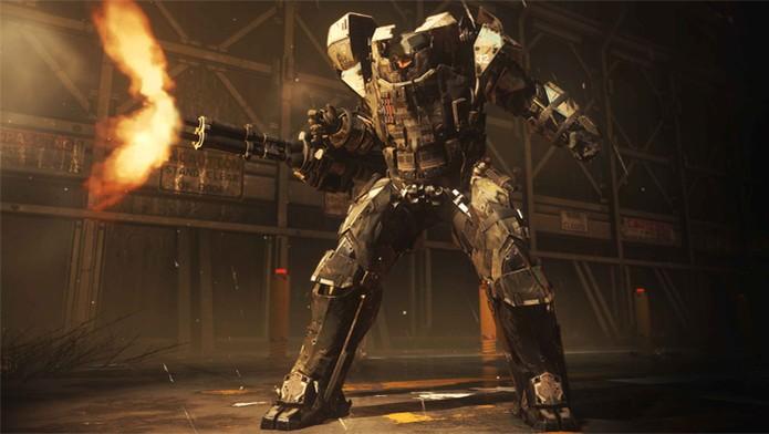 Call of Duty: Advanced Warfare (Foto: Divulgação) (Foto: Call of Duty: Advanced Warfare (Foto: Divulgação))
