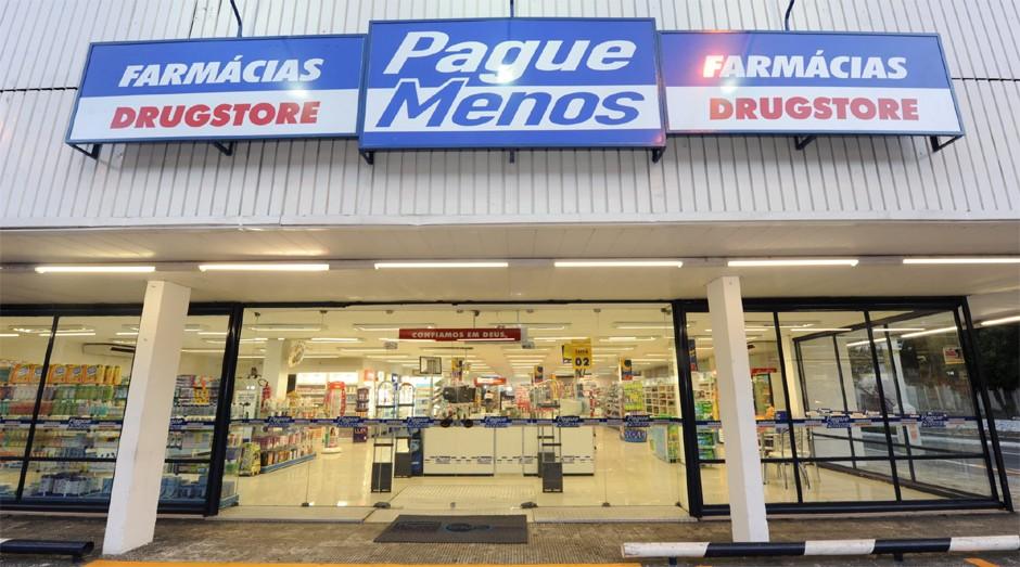 Unidade da Pague Menos (Foto: Divulgação)