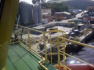 Bases de apoio de petroleiras são disputadas por três estados (Foto: Divulgação/Agência Amapá)