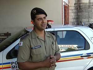 Segundo PM, foram registrados 54 roubos à residência (Foto: Reprodução/TV Integração)
