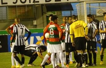 Bruno Aquino marca, Tupi-MG bate Lusa e lidera Série C do Brasileiro