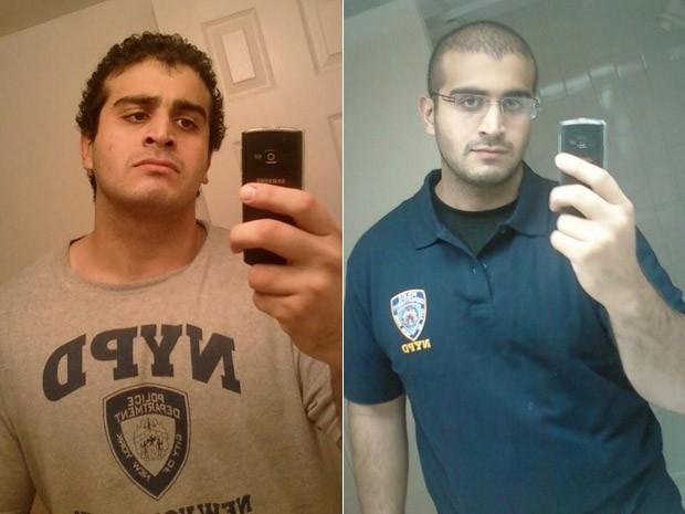 Omar Mateen é suspeito do atirar dentro de boate gay em Orlando (Foto: Reprodução/MySpace)