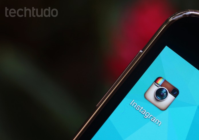 Instagram (com marca d'água) (Foto: Luciana Maline/TechTudo)