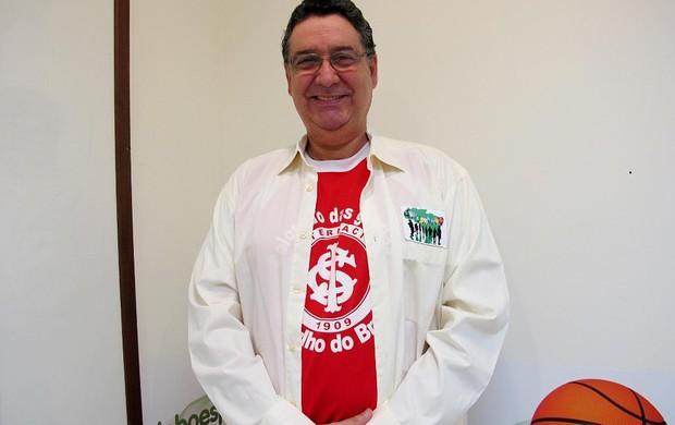 Professor Sérgio Nogueira (Foto: Thiago Quintella / Globoesporte.com)
