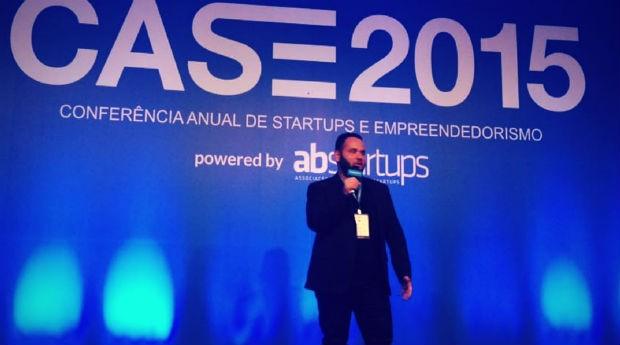 Amure Pinho, presidente da Associação Brasileira de Startups  (Foto: Divulgação/CASE)