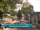 Cem mil visitantes são esperados nos cemitérios de Campo Grande
