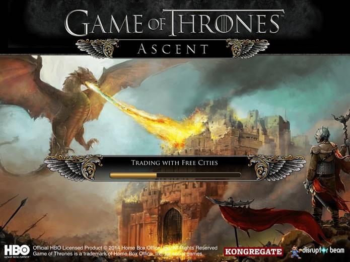 Em Game of Thrones Ascent o jogador será um nome de Westeros envolvido nos jogos de poder do reino (Foto: Reprodução/Daniel Ribeiro)