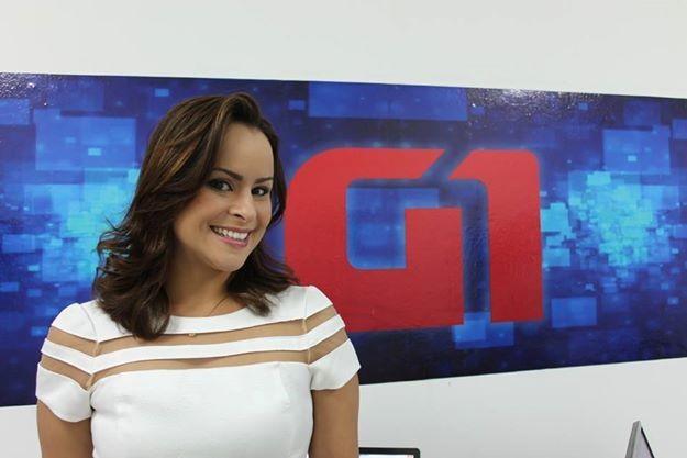 Isabella Ornellas é apresentadora do GRTV 2ª edição (Foto: Reprodução redes sociais)
