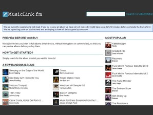 musiclink.fm