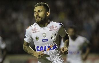 Lucas Lima coloca 2017 como limite para poder jogar no futebol europeu