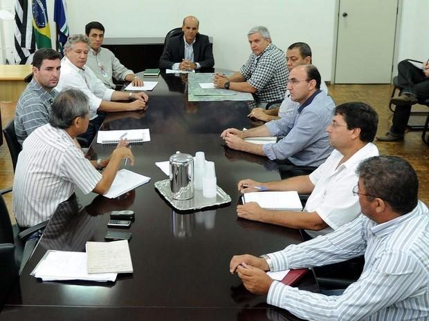 Prefeitura e usinas firmam parceria para manter vias rurais em Limeira (Foto: Wagner Morente/Prefeitura de Limeira)