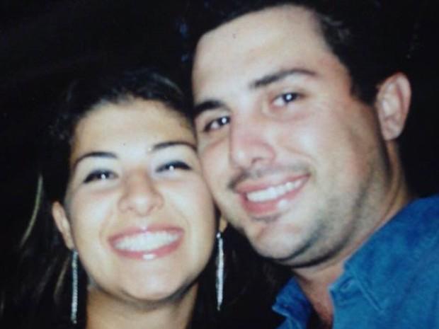 Dora Sanches com o irmão Lucas Sanches (Foto: Arquivo Pessoal)