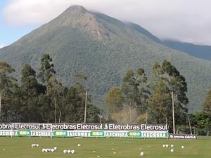 Figueirense, treino, cft, figueira, série b, (Foto: Renan Koerich)