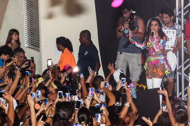 Anitta (Foto: Manuela Scarpa / Brazil News)