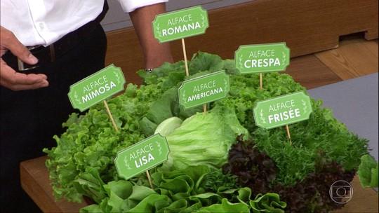 Alface dá sono? Como escolher e conservar? Bem Estar fala sobre a verdura mais consumida no Brasil