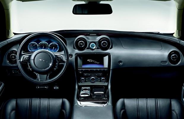 Jaguar XJ Portfolio (Foto: Divulgação)