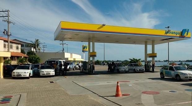 Veículos voltaram para as secretarias sem o combustível (Foto: Portal RC24h)