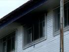 Sala de aula pega fogo em escola de Vila Velha, no ES