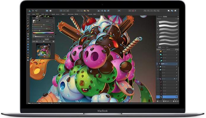 Affinity Designer foi um dos vencedores do Apple Design Awards 2015 (Foto: Divulgação)