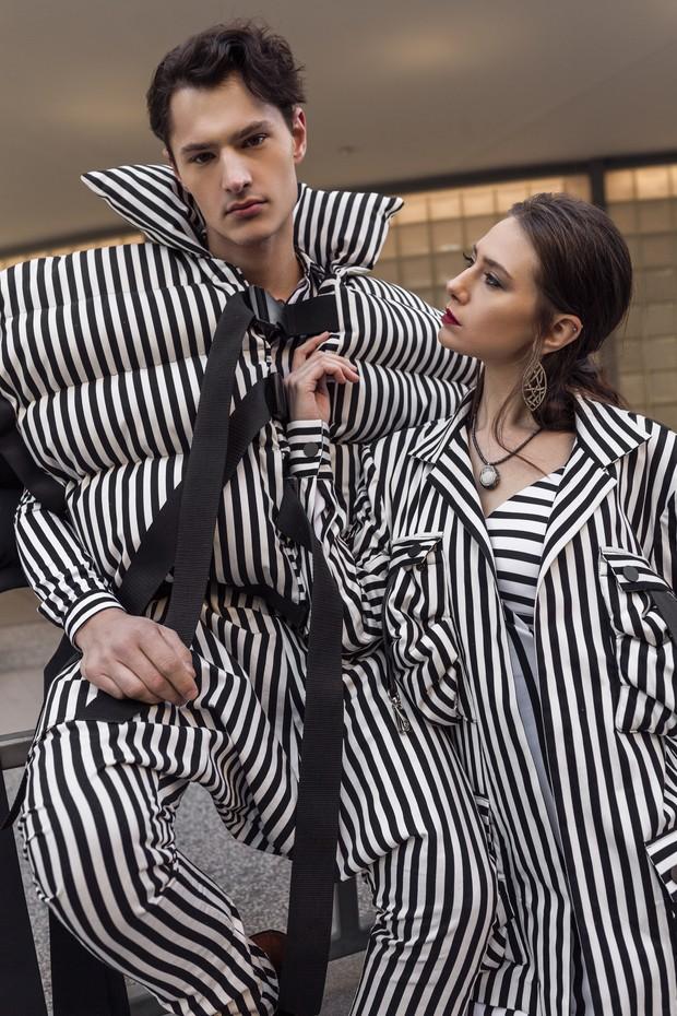 "Banco de Talentos: ""No Ordinary Love"" (Foto: Peoneemoull Pech, com beleza por Jasmine Sawyers, cabelo por Amirah Jannah, styling por Mickey Freeman e retoques por Ania Ikonnikova)"