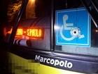 Suspeito de assalto a ônibus morre em troca de tiros com a PRF, em GO
