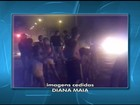Moradores protestam contra falta de água em Montes Claros, MG