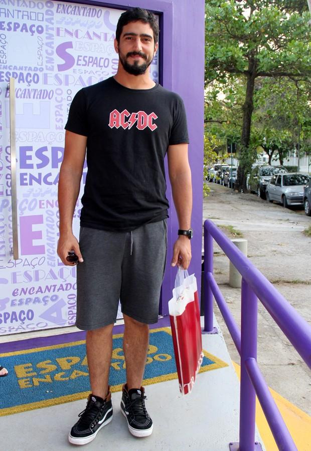 Renato Góes (Foto: AgNews)