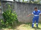 Cesan e PM retiram ligações clandestinas em Guarapari