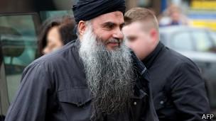 Abu Qatada  (Foto: BBC)