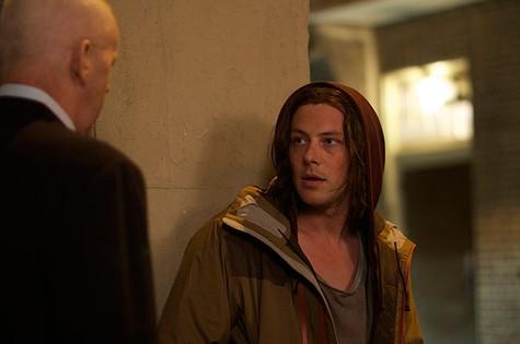 """Cory Monteith no filme """"McCanick"""", seu último papel (Foto: Reprodução da internet)"""