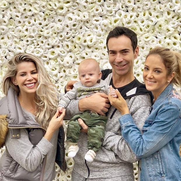 Foto de Karina Bacchi deixa escapar detalhe sobre casamento de Ticiane e Tralli (Foto: Reprodução Instagram)
