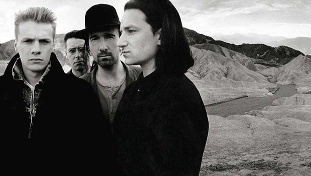 U2 (Foto: Divulgação)