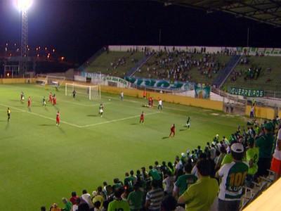 Estádio Nabi Abi Chedid Bragança Paulista (Foto: Reprodução / EPTV)