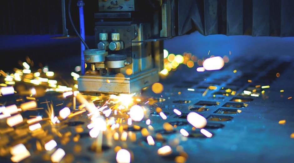 indústria (Foto: ThinkStock)